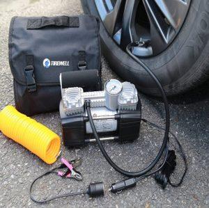 Best Portable Air Compressor for Car Tires