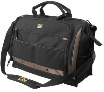 CLC Customized Leather Bag for Tools kit that you can carry the whole shop in it.
