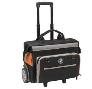 Klein Tools Bag for carpenters and shop owner. This is simply your remote shop.