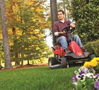 Riding Lawn Mower for Zoysia Grass