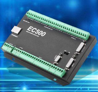 5 axis CNC controller
