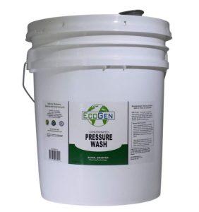 EcoGen ECOPRW-B Pressure Washer Cleaner Concentrate