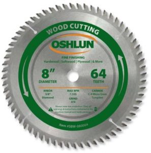 The Best Miter Saws Blade for Fine Cut
