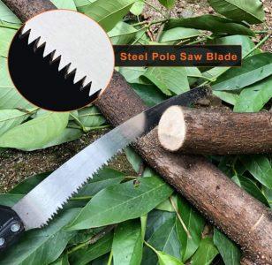 Buyplus Manual Pruning Pole Saw