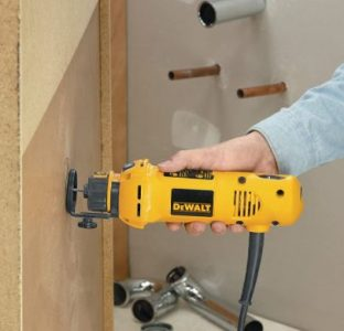 DEWALT Rotary Saw that is easy to handle