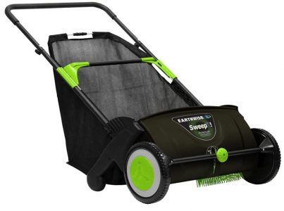 Earthwise 21-Inch Lawn Sweeper