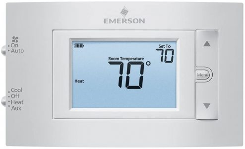 Emerson Non-Programmable Heat Pump Thermostat