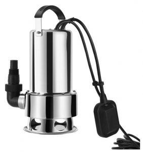 FIXKIT Submersible Pump for Dirty Water