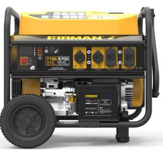 Firman Gas Portable Generator for Whole House
