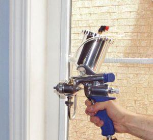 Fuji Gravity Hvlp Spray Gun
