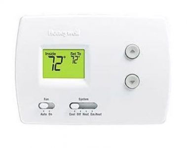 Honeywell Digital Heat and Cool Pump Thermostats