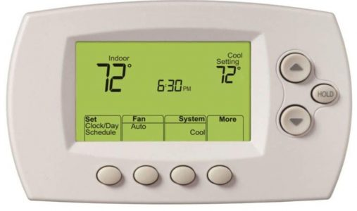 Honeywell FocusPro Programmable Heat Pump Thermostat