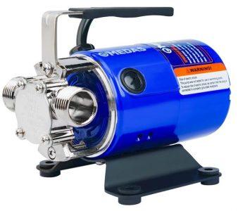 MEDAS Portable Utility Water Transfer Pump