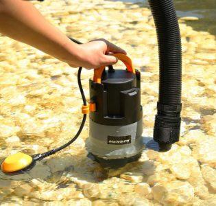 MERRCO Submersible Sump Pump Water Pump