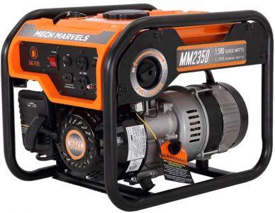 Mech Marvels Whole House Portable Generator