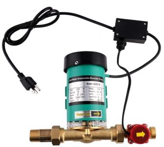 SHYLIYU Automatic Shower Booster Pump
