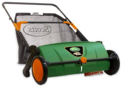 Scotts Outdoor Power Tools Lawn Sweeper