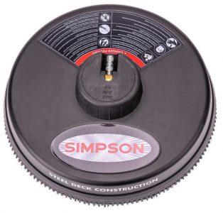 Simpson Steel Surface Scrubber for Pressure Washers