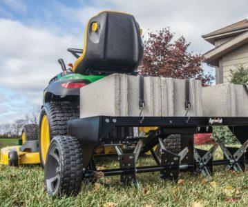 Yard Butler Lawn Coring Aerator