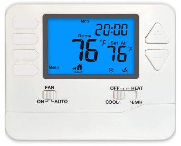 Suuwer Programmable Smart Heat Pump Thermostat