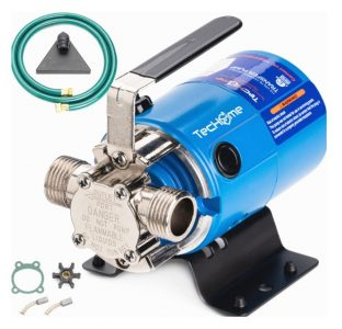 TecHome Water Portable Utility Pump