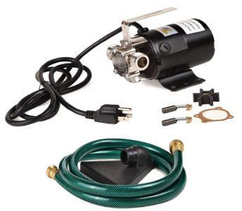 Trupow Mini Portable Electric Utility Sump Transfer