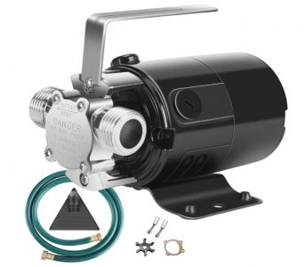 EXTRAUP Electric Water Transfer Pump
