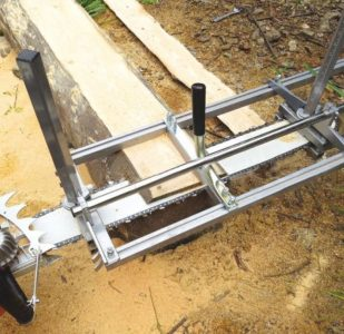 Best Portable Sawmill for the Money