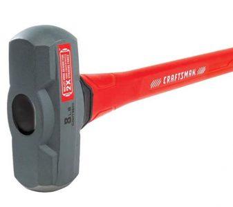 Best Sledgehammer For Breaking Concrete 3