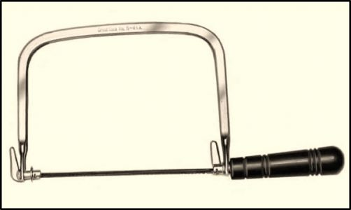 Coping Saw in General