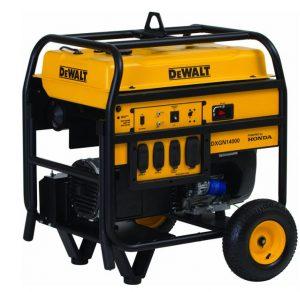 DEWALT Commercial Generator for Heavy Duty