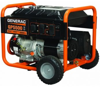 Portable Generator for Long Term Power Outage