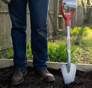 ROOT ASSASSIN RA-002 Carbon Steel Shovel