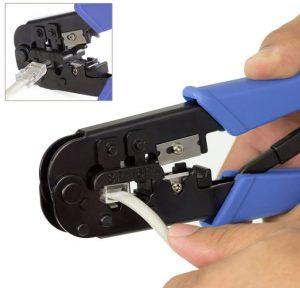 TRENDnet Crimping Tool for Ethernet